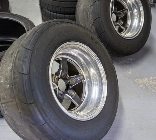 Tires and rims (3)